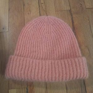 Pink Winter Hat H&M Cute! **MUST GO BY 7/29**